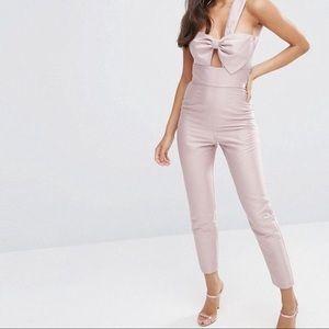 Light Pink ASOS Jumpsuit